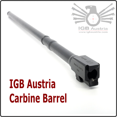 Carbine Conversion - IGB-Webshop